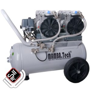 SilAir CMC 180-24 Leiselaufkompressor