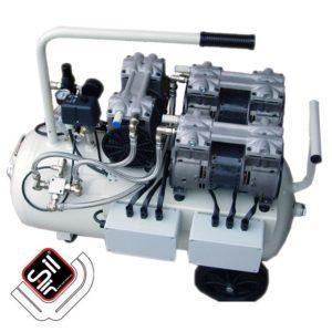 CMC 270-50 Mamba Kompressor Leiselaufkompressor