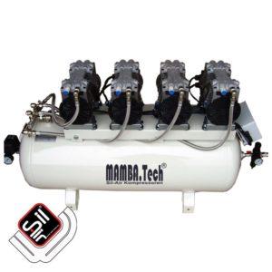 Mamba CMC 360-100 Leiselaufkompressor