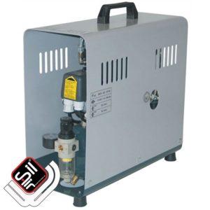 Sil-Air 15D-Flüsterkompressor-tragbar