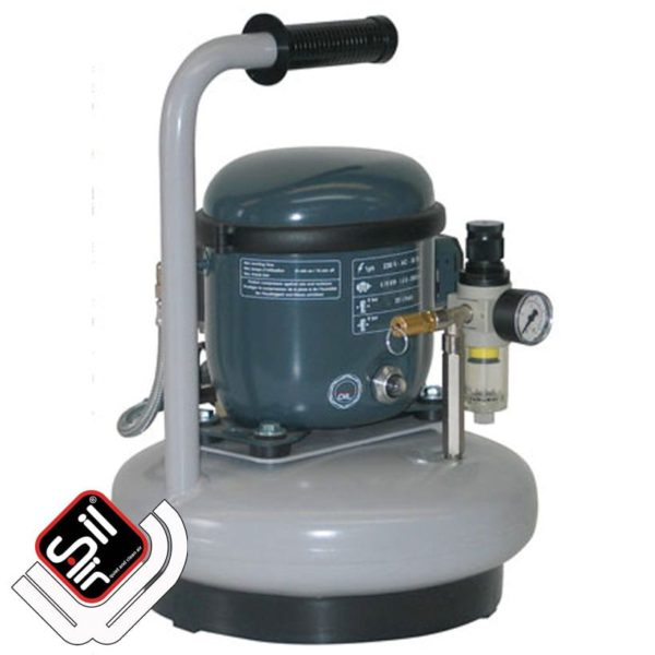 SA-30-6-Flüsterleise Kompressor-tragbar-ölbetrieben