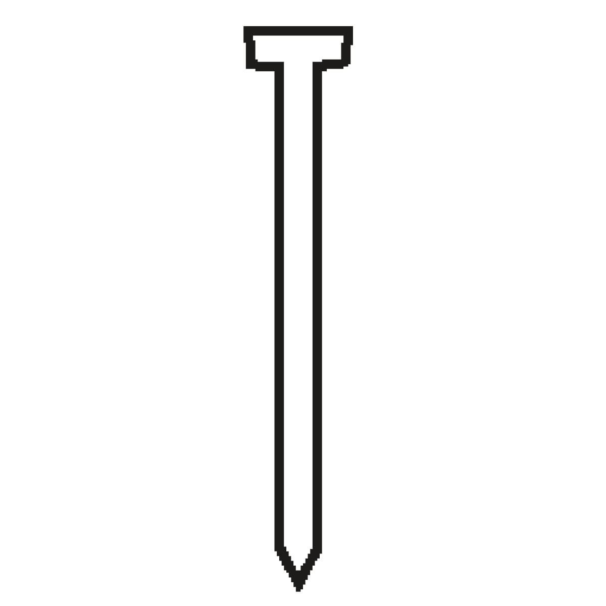 stauchkopfnägel typ f 15 mm (ve 5.000 stck) - stauchkopfnägel typ f