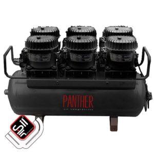 Panther-Flüsterkompressor
