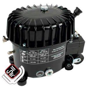 SilAir Panther Pumpe Motor
