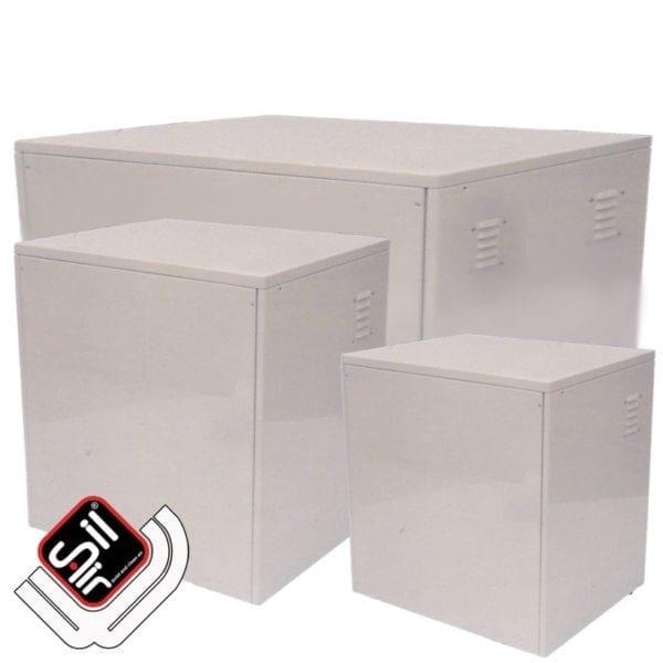 SilAir-SB-Schallschutzbox-Weiss