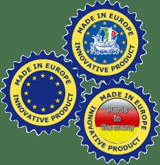 Innovative Produkte made in Europa