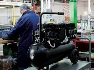 Kompressoren Werkstatt