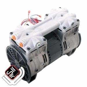 Ersatzmotor für CMC Mamba Kompressoren aus dem Hause Sil-Air.