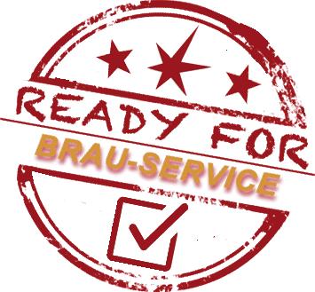 Logo Eignung von Gerätschaften an einer Zapf- Schankanlage