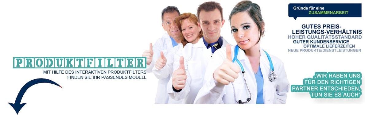 Zahnarztpraxen und Labore empfehlen unsere Dentalkompressoren und das gute Preis Leistung Verhältnis