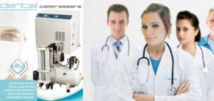 Dental Kompressor für das Labor und Zahnarztpraxis