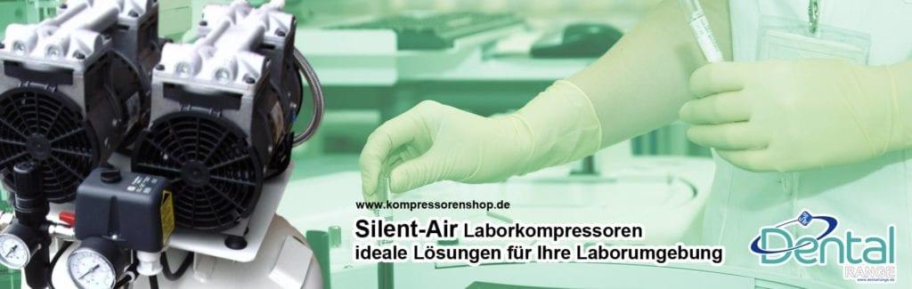 Laborkompressor für die Laborumgebung